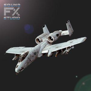A-10 Warthog sound