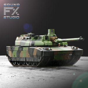 AMX Leclerc sound
