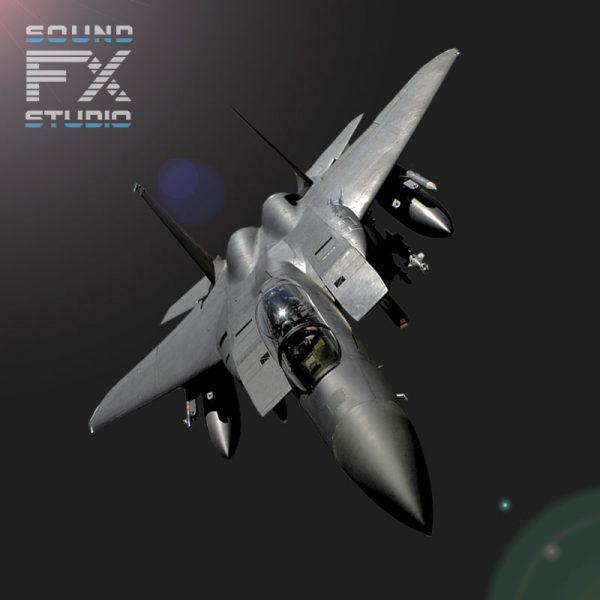f-15 sound