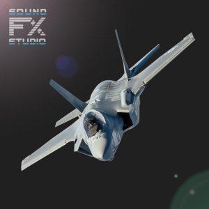 f35 sound