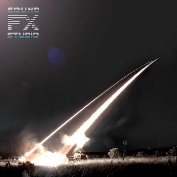 rocket launch sound