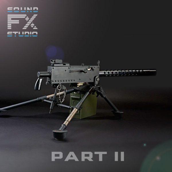 WW2 Guns sound